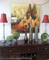 Buffet Table Decorations Ideas Stunning Decorating Buffet Pictures Home Decorating Ideas