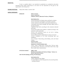Resume For A Cleaning Job Career Objective Fore Housekeeping Jobses Hospital Supervisor 64