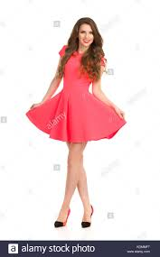 Mature blonde mmf purple dress