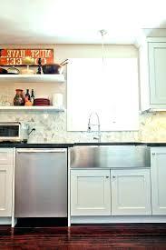 grey sink kitchen a unique gorgeous 2 bowl farmhouse sinks double gray dark