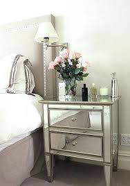 bedroom bedside tables best mirrored side ideas on small table bedroom side tables e84