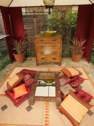 Decorating: Exotic Moroccan Style House - Moroccan Outdoor Furniture