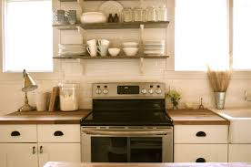 Homemade Kitchen The Homemade Farm Kitchen Diy Makeover Before After Featuring