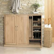 baumhaus mobel solid oak extra. Baumhaus Mobel Solid Oak Extra Large Shoe Cupboard COR20F