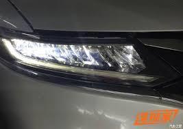 2018 honda jade.  2018 honda jade facelift headlamp for 2018