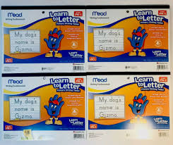 Primary Letter Writing Paper Lot 3 Mead Lined Paper 1st Grade Kindergarten Primary Writing Tablet Homeschool