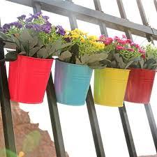 2021 hanging flower pot hook wall pots