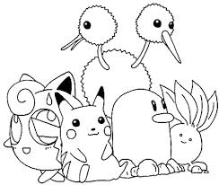Grote Pokemon Kleurplaten Pokemon Pokemon Paradij