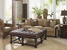 Tommy Bahama Living Room Furniture Tommy Bahama Home Kilimanjaro Stationary Living Room Group