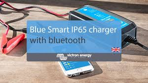 Blue Smart <b>IP65</b> Charger - Professional battery charger | Victron ...