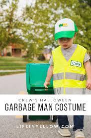 2017 crew s garbage man costume