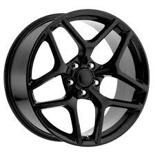 OEM Replicas Chevy Camaro Z28 Gloss Black - BigWheels.Net: custom ...