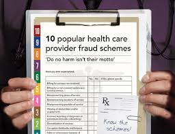Provider Popular Health Care 10 Schemes Fraud fqxvt