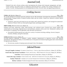Line Cook Resume Line Cook Resume Examples Sample For Study At Cooks All Simple 12