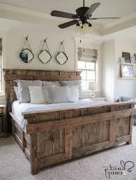 diy king bed frame. Unique Bed Diy King Size Bed Free Plans Shanty 2 Chic Regarding King Bed Frame Plans  Woodworking With U003eu003e For Frame