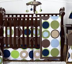 designer crib bedding designer dot modern baby boys bedding by sweet designs 9 crib set only