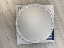led ceiling down light round panel wall