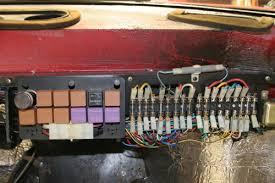 new fuseboxes restoration ferrari 308 upgraded birdman fuseboxes