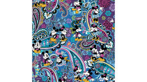 Vera Bradley Disney Patterns