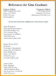 Reference Resume Examples Digiart