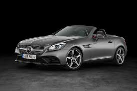 more info on mercedes benz slc