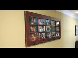 Door Coat Rack Creating a French Door Photo Gallery Coat Rack for Your Wall YouTube 35