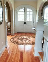 wood floor inlays. Oshkosh Inlay Floor Medallion Wood Inlays R