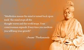 swami vivekananda quotes famous thoughts of swami vivekananda meditation means the mind is turned back upon itself