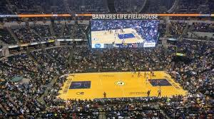 Conseco Fieldhouse Seating Chart View Very Well Laid Out Review Of Bankers Life Fieldhouse