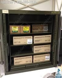 heavy duty ammo locker for secure ammunition storage