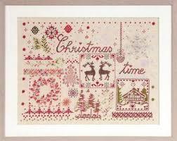Christmas Cross Stitch Charts Coloris Christmas Cross Stitch Chart