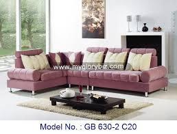 L Shape Furniture Furniture Of America Tristen Reclining L Shaped
