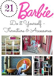 homemade barbie furniture ideas. Barbie Furniture Patterns Do It Yourself Dollhouse Accessories Round Up Check Out These Homemade Ideas A