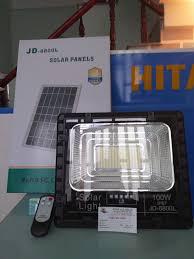 Đèn led năng lượng mặt trời 100W thế hệ mới nhất JD 8800L - Hitafi Solar  Light - Cung cấp & phân phối đèn năng lượng mặt trời