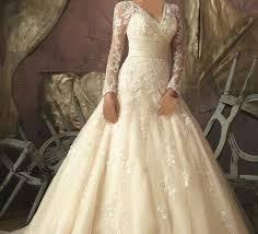 مجموعة من اجمل فساتين الزفاف