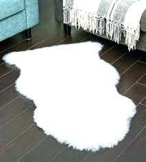 costco sheepskin rug grey lambskin larger photo email a friend washing instructions f