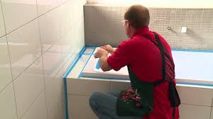 Sealing Bathroom Tile How To Silicone Seal A Bath Diy At Bunnings Youtube
