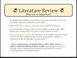 Download Writing a literature review for UWA Honours and Masters students On MP Hits US