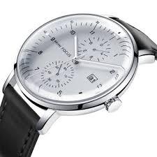<b>mini focus</b> mf0052g leather strap casual style <b>men</b> watch at Banggood