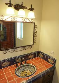 Sealing Bathroom Tile Methods Of Sealing And Finishing Saltillo Terra Cotta Floor Tiles
