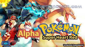 Pokemoner.com - ⚠️FireRed hack: Pokemon Super Heart Red...