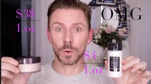 the 4 powder vs 36 powder which is better wayne goss