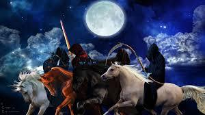 Resultado de imagem para cavaleiros do apocalipse