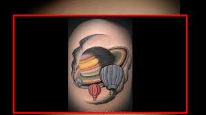 значение тату сатурн интересные примеры готовых тату на фото Tattoo Saturn видео