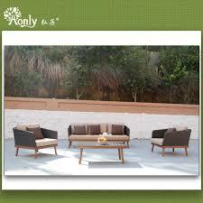 modern garden sofa set