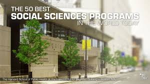 the 50 best social sciences programs in the world today tsts org