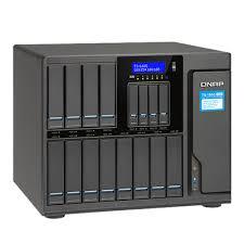 <b>QNAP TS</b>-<b>1685</b> 12-Bay Network Attached <b>NAS</b> Storage Enclosure w ...