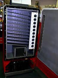 Vending Machine Restoration Parts Beauteous Restored Vintage Vendo 48 Coke Machine Retro BITW