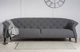 Modern Classic Chesterfield Sofa