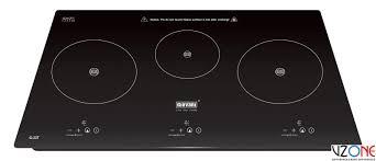 Bảng giá bếp điện từ 3 - 4 vùng nấu Giovani cập nhật tháng 3/2017 - Vzone.Vn